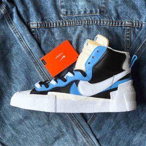 Nike Blazer Mid sacai